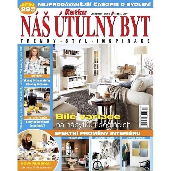 Náš útulný byt - 01/2013 - Elektronický časopis