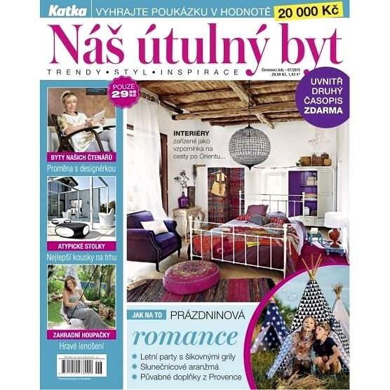 Náš útulný byt - 07/2015 - Elektronický časopis
