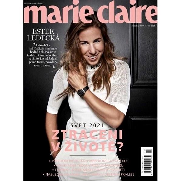 Marie Claire - 12/20-01/21 - Elektronický časopis