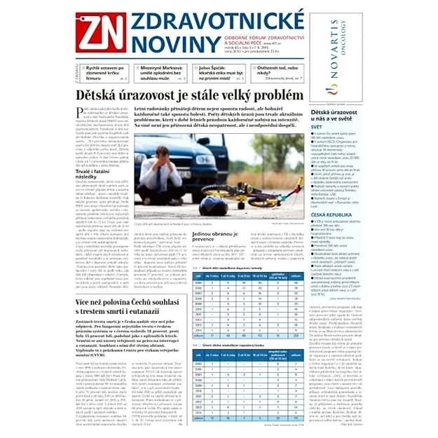 Zdravotnické noviny - 5/2016 - Elektronické noviny