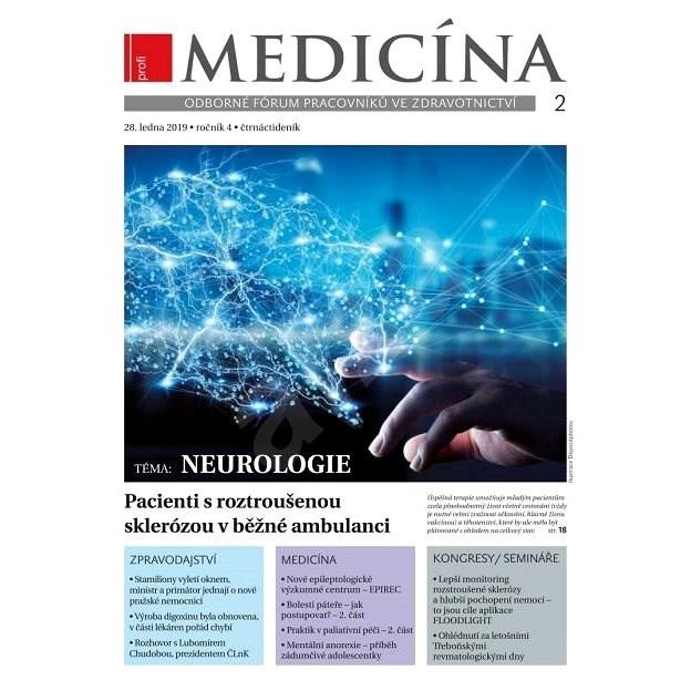 Ze zdravotnictví + PROFI Medicína - 2/2019 - Elektronické noviny