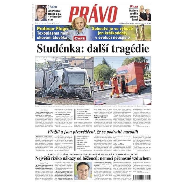 Právo - 23-07-2015 - Elektronické noviny