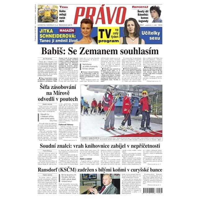 Právo - 05-12-2015 - Elektronické noviny