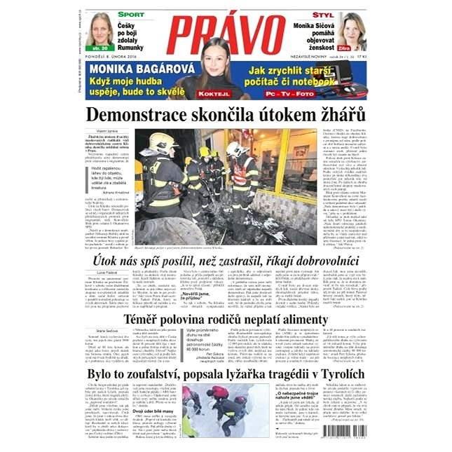 Právo - 08-02-2016 - Elektronické noviny