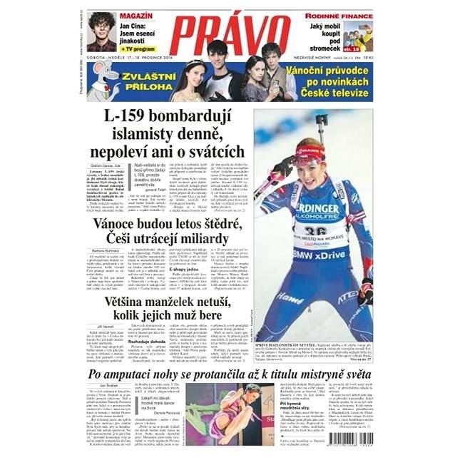 Právo - 17-12-2016 - Elektronické noviny
