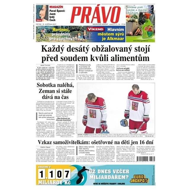 Právo - 19-05-2017 - Elektronické noviny