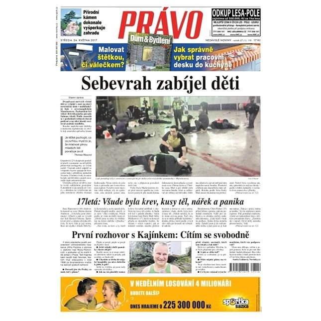 Právo - 24-05-2017 - Elektronické noviny