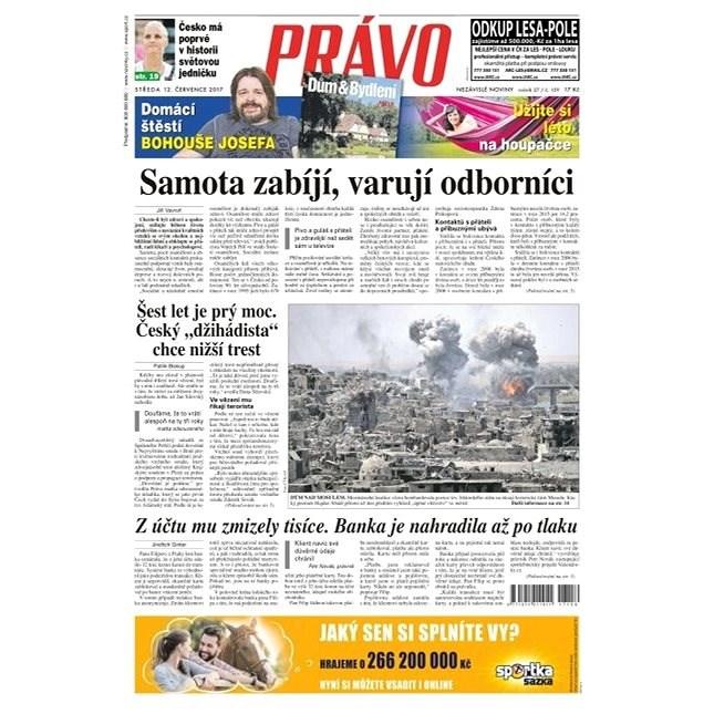 Právo - 12-07-2017 - Elektronické noviny