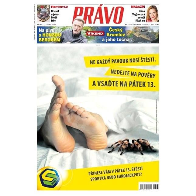 Právo - 13-10-2017 - Elektronické noviny