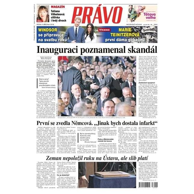 Právo - 09-03-2018 - Elektronické noviny