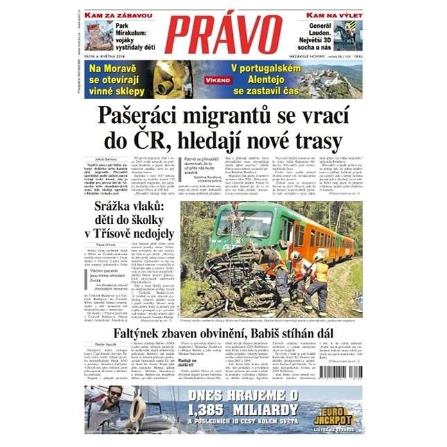 Právo - 04-05-2018 - Elektronické noviny