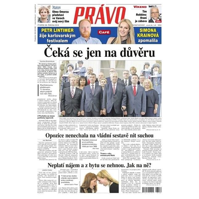 Právo - 28-06-2018 - Elektronické noviny