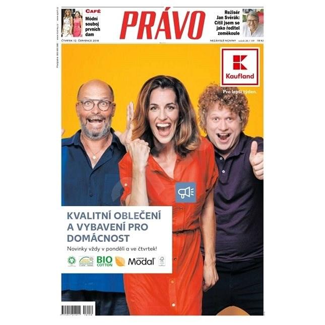 Právo - 12-07-2018 - Elektronické noviny