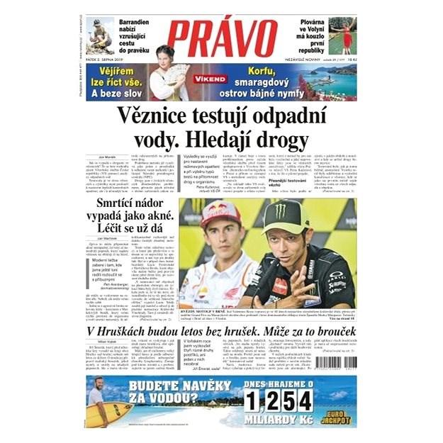 Právo - 02-08-2019 - Elektronické noviny