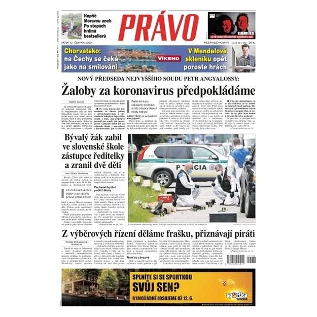 Právo - 12-06-2020 - Elektronické noviny