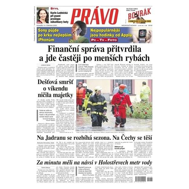 Právo - 15-06-2020 - Elektronické noviny