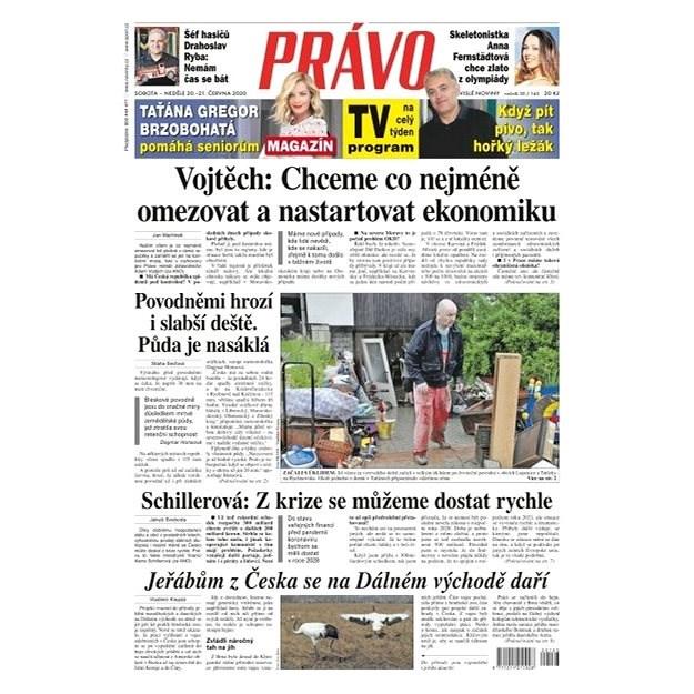 Právo - 20-06-2020 - Elektronické noviny