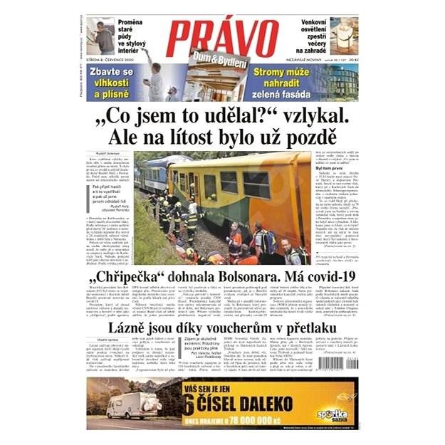 Právo - 08-07-2020 - Elektronické noviny