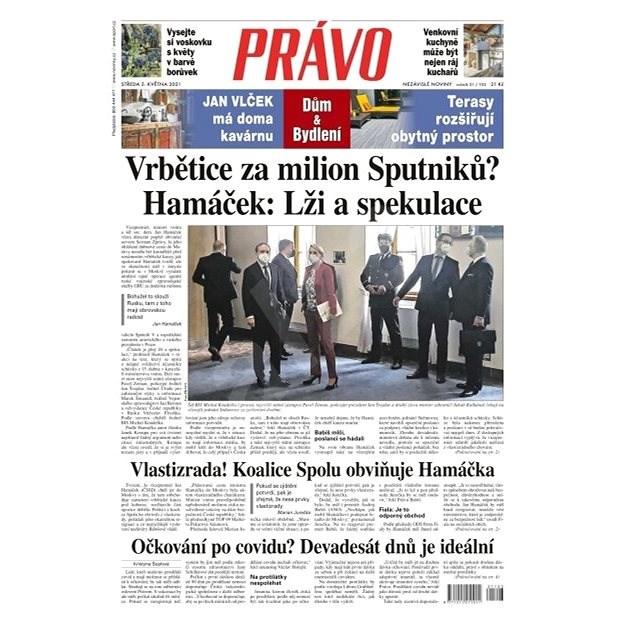 Právo - 05-05-2021 - Elektronické noviny
