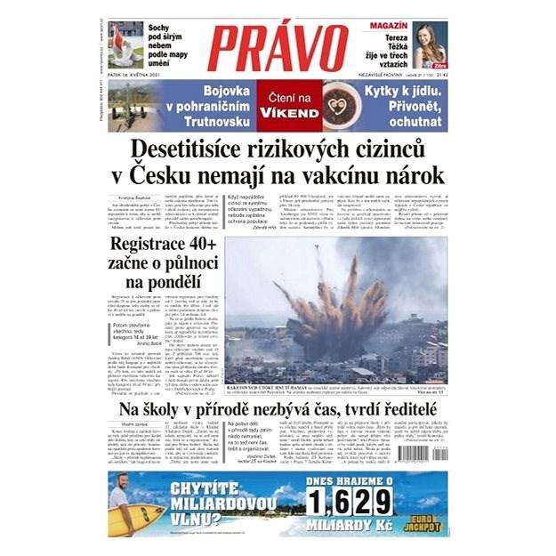 Právo - 14-05-2021 - Elektronické noviny