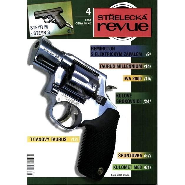 Střelecká revue - Archiv - 4/2000 - Elektronický časopis