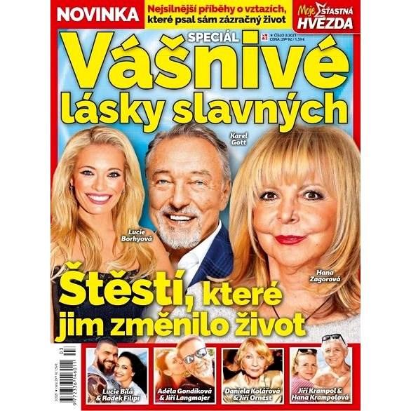 Moje šťastná hvězda Special - 3/21 - Elektronický časopis
