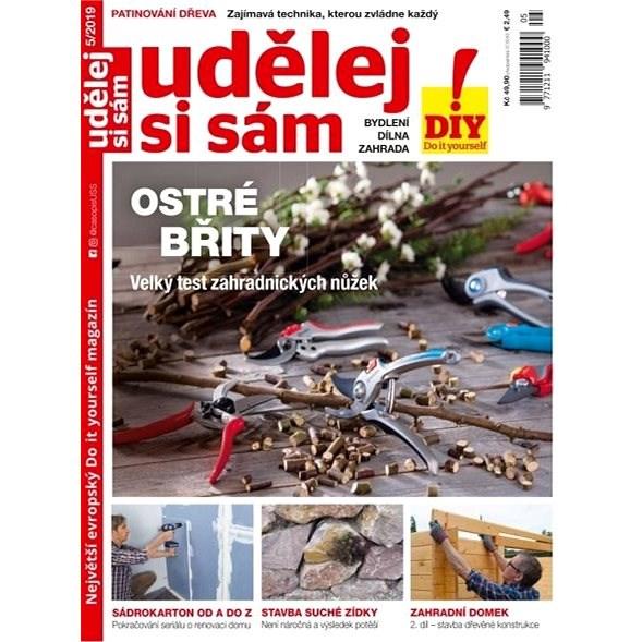 Udělej si sám - 5/2019 - Elektronický časopis