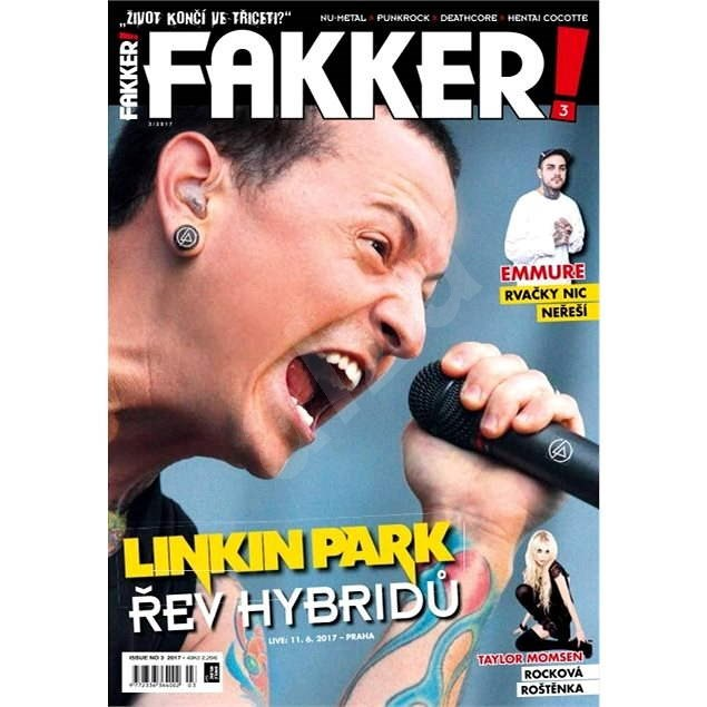 FAKKER! - 3/2017 - Elektronický časopis