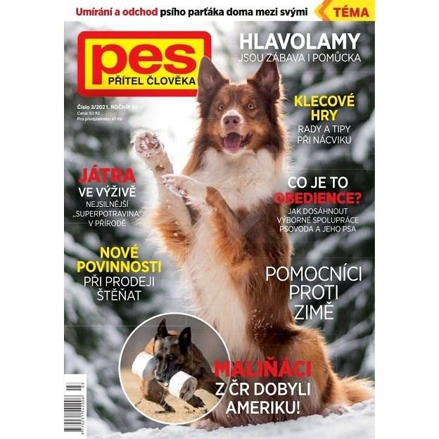 Pes přítel člověka - 3/2021 - Elektronický časopis