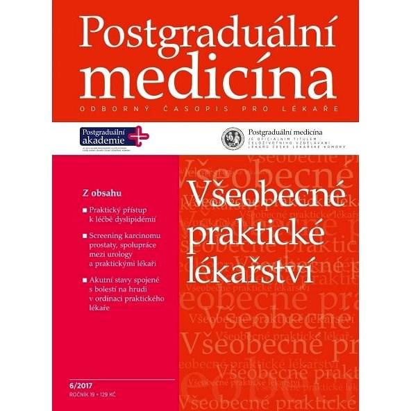 Postgraduální medicína - 6/2017 - Elektronický časopis