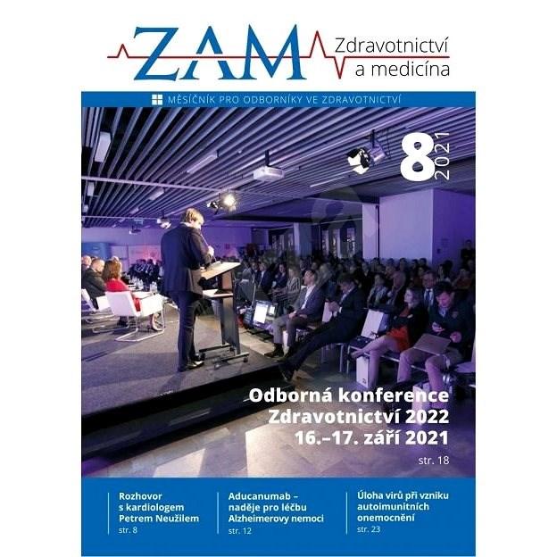 Zdravotnictví a medicína - 8/2021 - Elektronický časopis