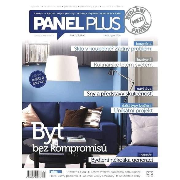Bydlení mezi panely - Elektronický časopis