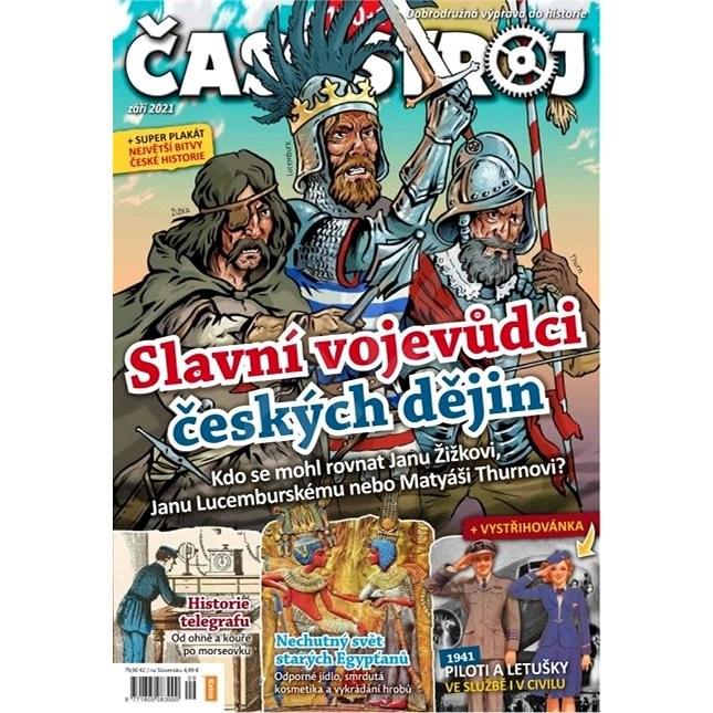 Časostroj - 9/2021 - Elektronický časopis