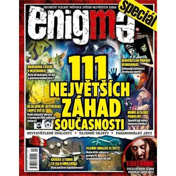Enigma Speciál - 1/21 - Elektronický časopis