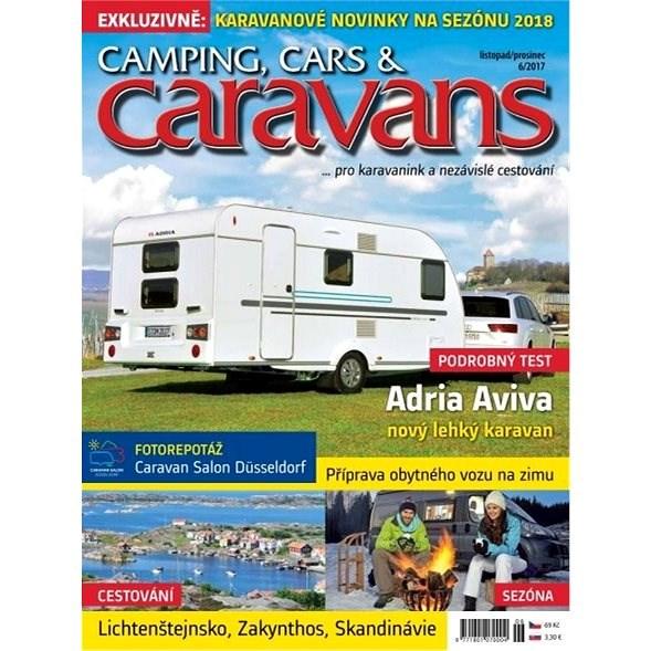 Camping, Cars & Caravans - 6/2017 - Elektronický časopis