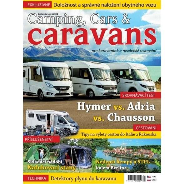 Camping, Cars & Caravans - 3/2018 - Elektronický časopis