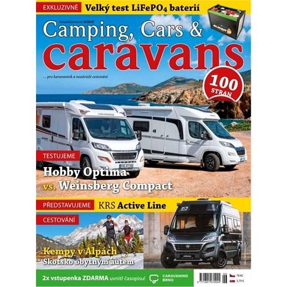 Camping, Cars & Caravans - 6/2019 - Elektronický časopis