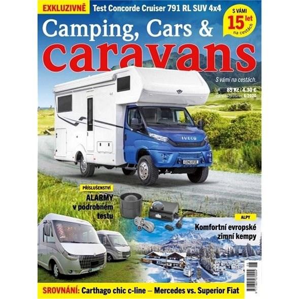 Camping, Cars & Caravans - 6/2020 - Elektronický časopis