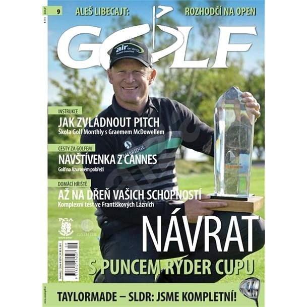 Golf - 9/2014 - Elektronický časopis