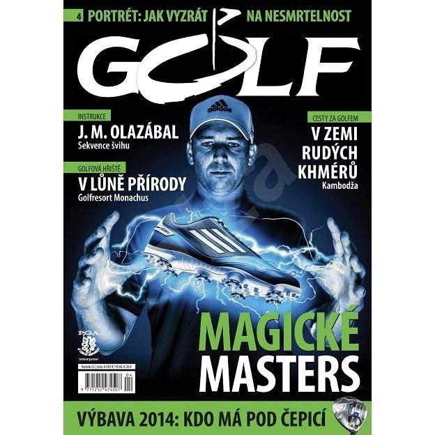 Golf - 4/2014 - Elektronický časopis