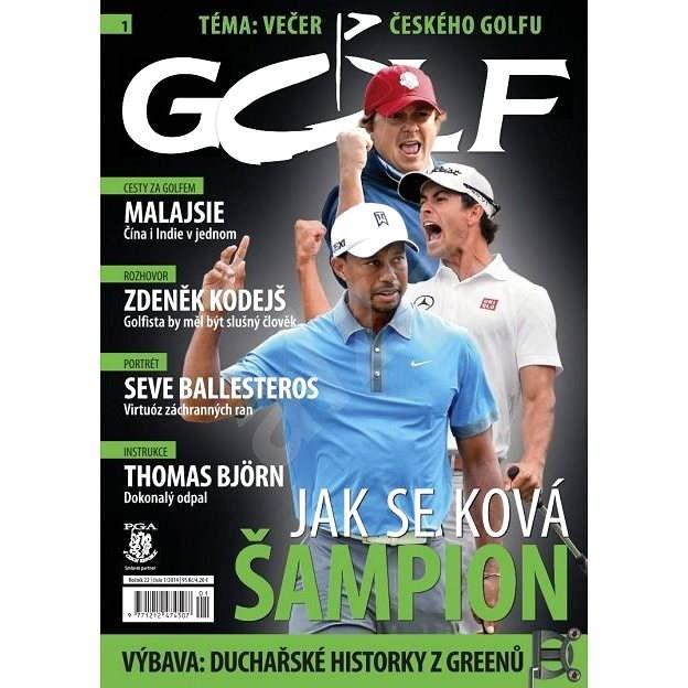 Golf - 1/2014 - Elektronický časopis