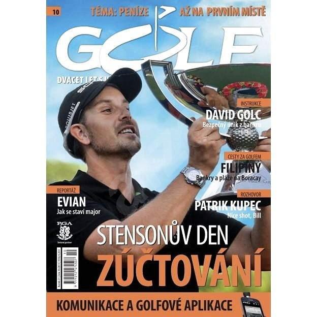 Golf - 10/2013 - Elektronický časopis