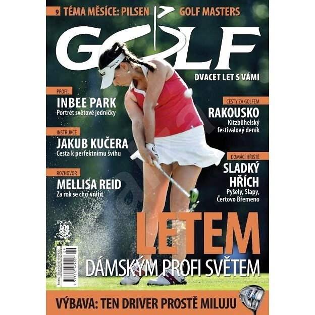 Golf - 9/2013 - Elektronický časopis