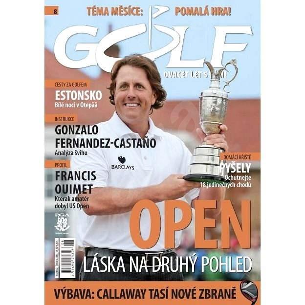 Golf - 8/2013 - Elektronický časopis
