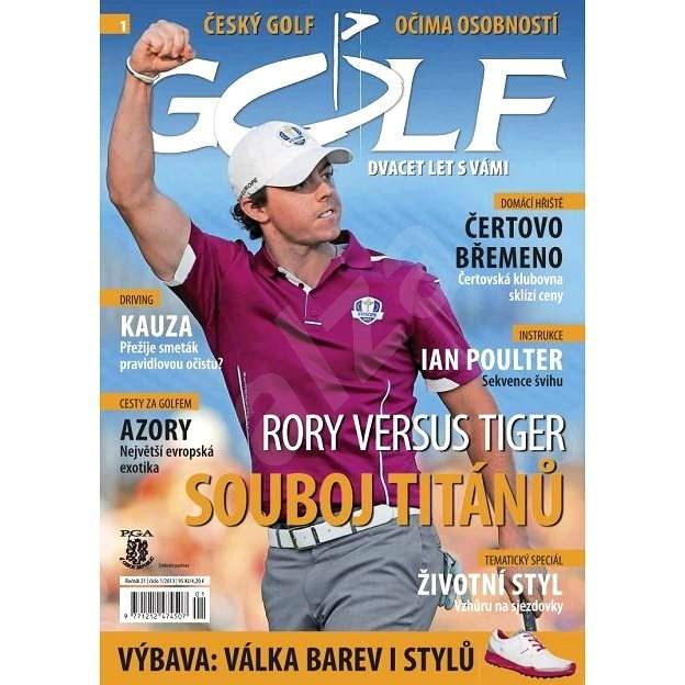 Golf - 1/2013 - Elektronický časopis