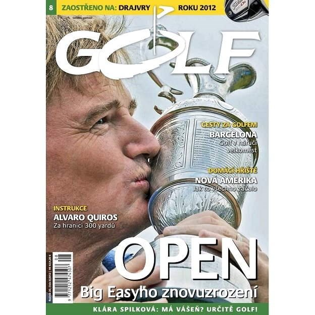 Golf - 8/2012 - Elektronický časopis
