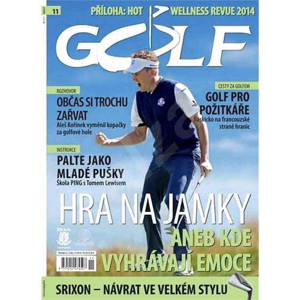 Golf - 11/2014 - Elektronický časopis