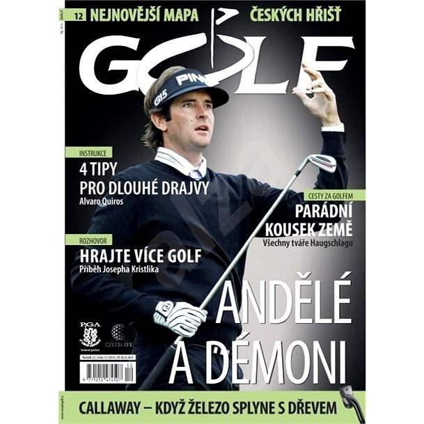 Golf - 12/2014 - Elektronický časopis