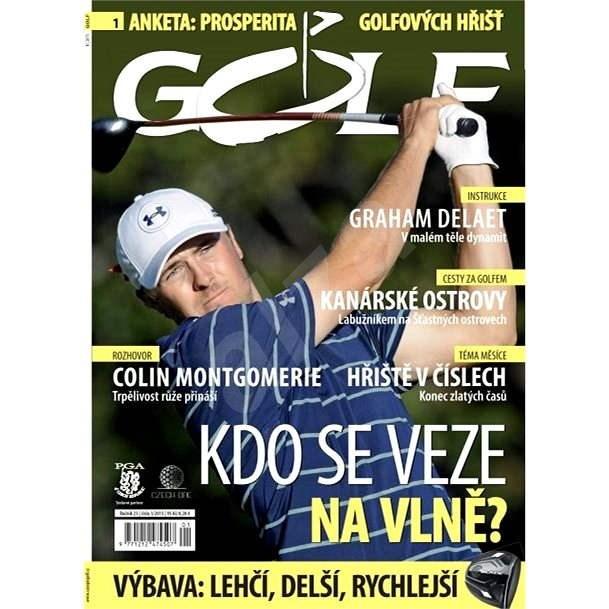 Golf - 1/2015 - Elektronický časopis