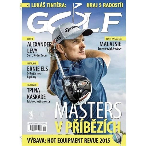 Golf - 4/2015 - Elektronický časopis